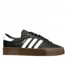 Кроссовки Adidas Originals Samba Black/White