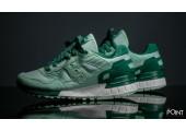 Оригинальные кроссовки Saucony Shadow 5000 Green - Фото 2