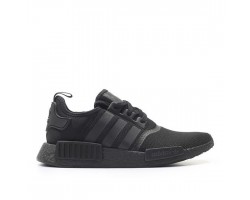 Кроссовки Adidas NMD Runner Triple Black Coal