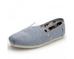Эспадрильи Toms Classic White/Blue