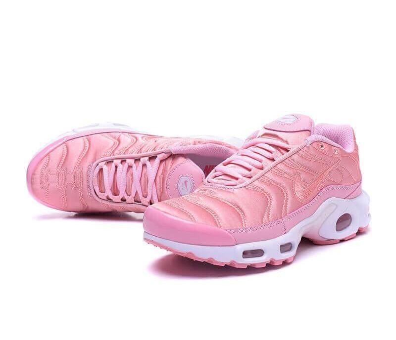 d9d0085bf2f5d5 Кроссовки Nike Air Max TN Plus Pink/White купить в Киеве, выгодная ...