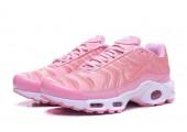 Кроссовки Nike Air Max TN Plus Pink/White - Фото 3