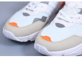 Кроссовки Adidas YUNG-96 Cloud White - Фото 4