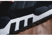 Кроссовки Adidas EQT Support Runner 91/18 Black - Фото 3