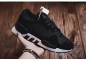 Кроссовки Adidas EQT Support Runner 91/18 Black - Фото 5