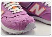 Кроссовки New Balance Purple - Фото 5