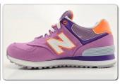Кроссовки New Balance Purple - Фото 3