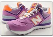 Кроссовки New Balance Purple - Фото 6