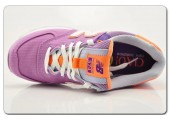 Кроссовки New Balance Purple - Фото 2
