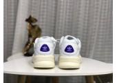Кроссовки Adidas YUNG-96 Grey/White - Фото 6