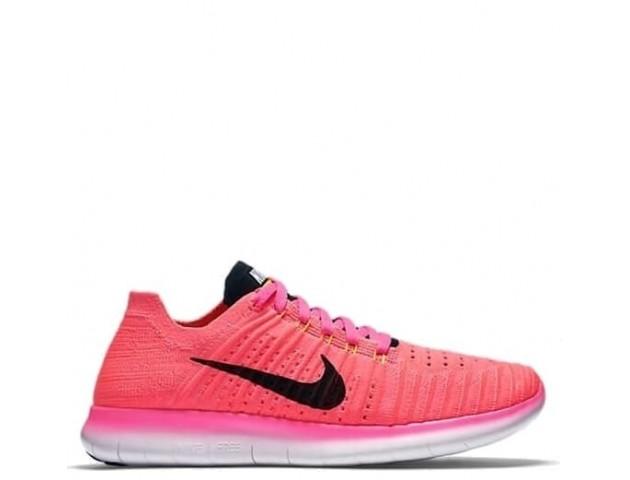 Кроссовки Nike Free Run Flyknit Sunrise Spring
