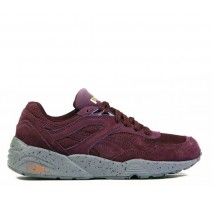 Кроссовки Puma Winterized R698 Italian Plum/Steel Grey