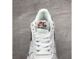 Кроссовки Nike Air Force 1 Low AF1 White - Фото 2
