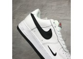 Кроссовки Nike Air Force 1 Low AF1 White - Фото 8