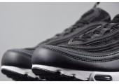 Кроссовки Nike Air Max 97 Plus Black - Фото 3
