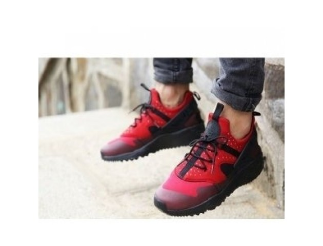 Кроссовки Nike Air Huarache Utility Gym Red