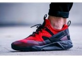 Кроссовки Nike Air Huarache Utility Gym Red - Фото 2