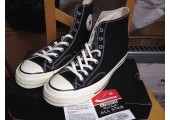 Кеды Converse Chuck Taylor All Star II High Black/White/Navy - Фото 7