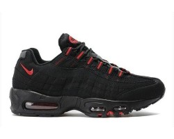 Кроссовки Nike Air Max 95 Essential Black/Red