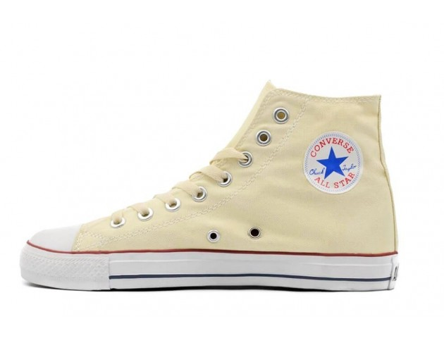 Кеды Converse Chuck Taylor All Star High Cream