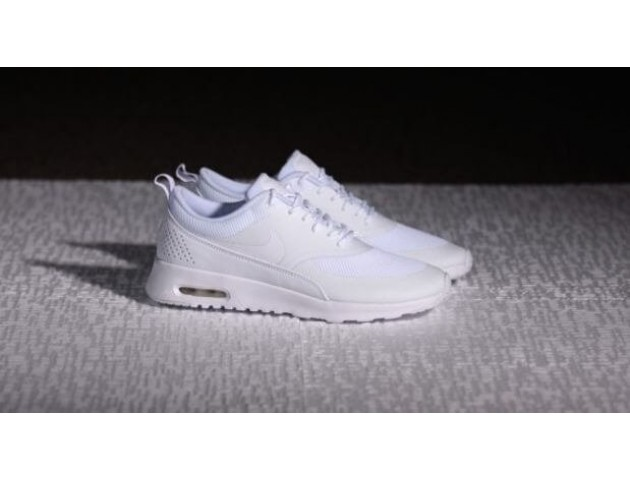 Кроссовки Nike Air Max Thea Print White