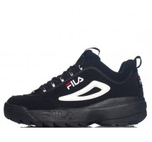 Кроссовки Fila Disruptor II Black/White