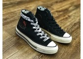 Кеды Converse x Hello Kitty 2.0 Black - Фото 3