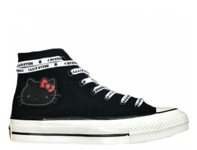 Кеды Converse x Hello Kitty 2.0 Black