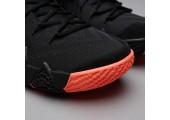 Баскетбольные кроссовки Nike Kyrie 4 Black Orange - Фото 3