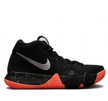 Баскетбольные кроссовки Nike Kyrie 4 Black Orange