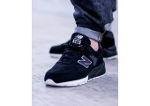 Кроссовки New Balance 580 All Black - Фото 2