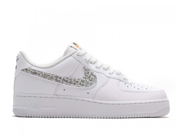 Кроссовки Nike Air Force 1 '07 LV8 JDI White