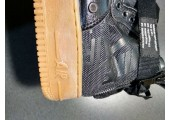 Кроссовки Nike SF Air Force 1 Utility Mid Black/Gum - Фото 5