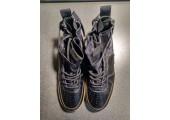 Кроссовки Nike SF Air Force 1 Utility Mid Black/Gum - Фото 3