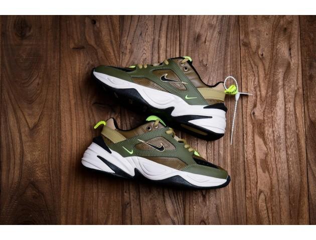 Кроссовки Nike M2K Tekno Camo Pack