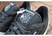 Кроссовки Reebok Classic Black/Cream - Фото 6