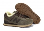 Кроссовки New Balance 574 Winter Haki С МЕХОМ - Фото 2