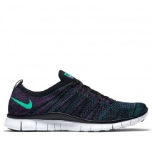Кроссовки Nike Free Flyknit NSW Radiant Emerald