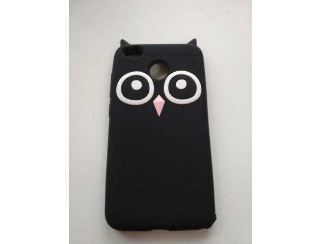 Чехол Owl Xiaomi Redmi 4X Black