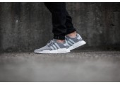 Кроссовки Adidas NMD Runner Solid Grey - Фото 3
