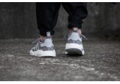 Кроссовки Adidas NMD Runner Solid Grey - Фото 2