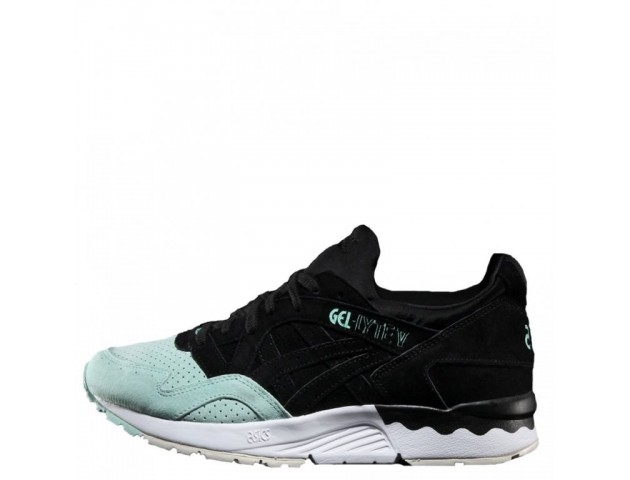 Кроссовки Asics Gel Lyte V Suede Toe Pack Black/Mint