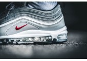 Кроссовки Nike Air Max 97 Silver Bullet - Фото 7