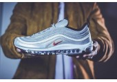 Кроссовки Nike Air Max 97 Silver Bullet - Фото 2