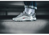 Кроссовки Nike Air Max 97 Silver Bullet - Фото 3