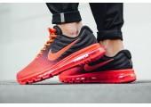 Кроссовки Nike Air Max 2017 Red/Black - Фото 1