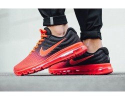 Кроссовки Nike Air Max 2017 Red/Black