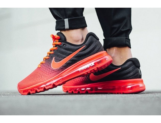 Кроссовки Nike Air Max 2017 Red/Black