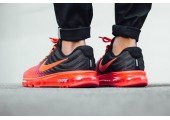 Кроссовки Nike Air Max 2017 Red/Black - Фото 2