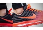 Кроссовки Nike Air Max 2017 Red/Black - Фото 3